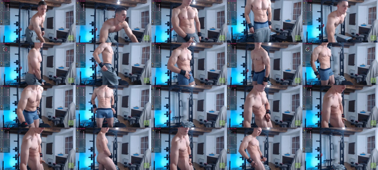 Coach_Paul Chaturbate 17-10-2020 Male Video