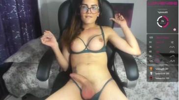 Bittersweet_Queen Chaturbate 21-10-2020 Trans Nude