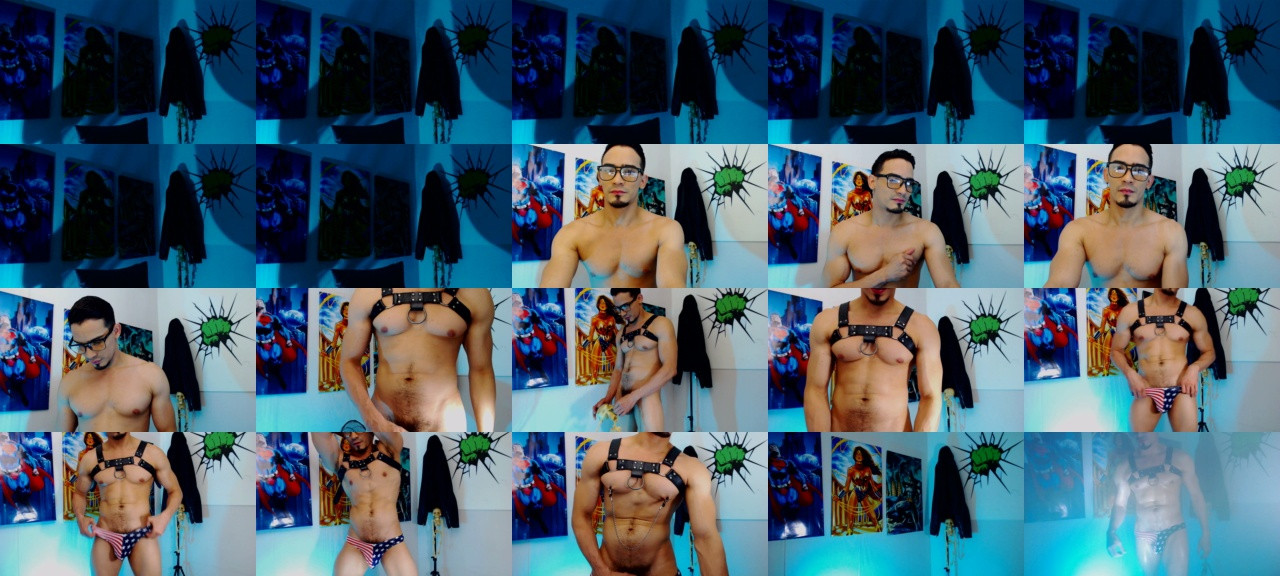 AlexanderDuque Cam4 22-10-2020 Recorded Video Webcam
