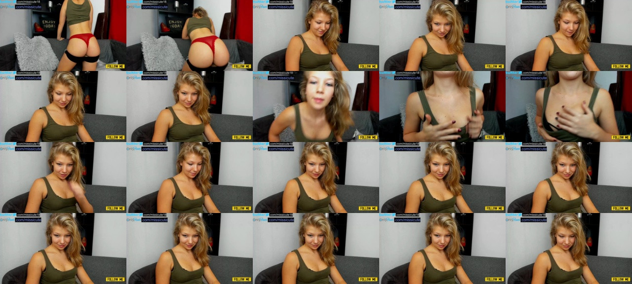 Missicute18 Chaturbate 24-10-2020 Trans Webcam