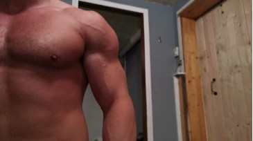 Pizza_Biceps Chaturbate 24-10-2020 Male Show