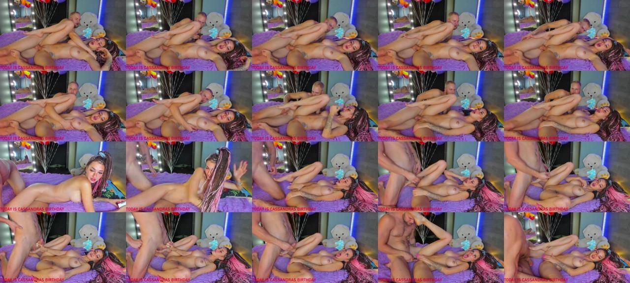 Kiraseb Chaturbate 21-11-2020 stocking Couple