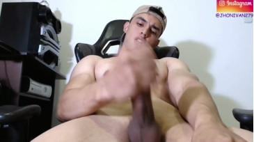 Ivanhot279 Chaturbate 24-11-2020 Male Video