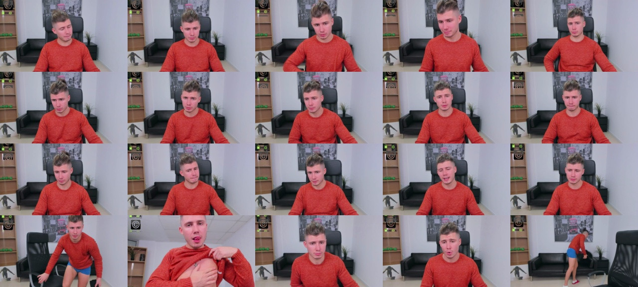 WillRamirez Cam4 24-11-2020 Recorded Video Topless