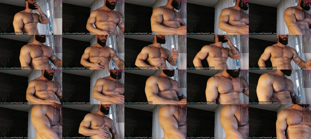 Mariart_Xxx Chaturbate 26-11-2020 video fetish