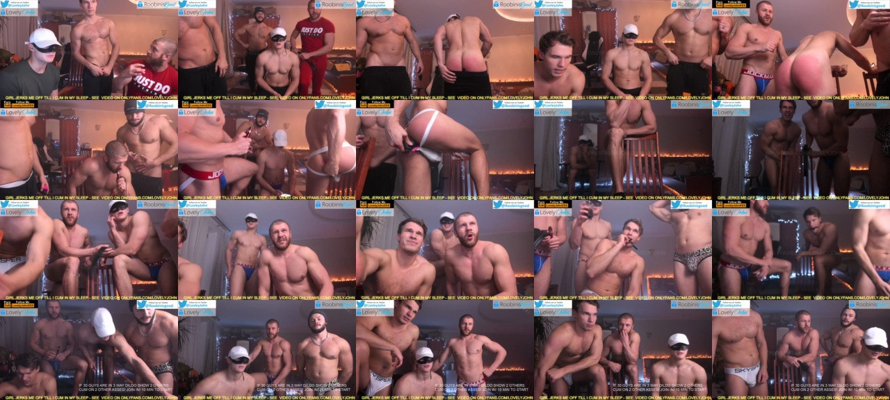 Lovleycouplexxx Chaturbate 12-12-2020 Male Ass