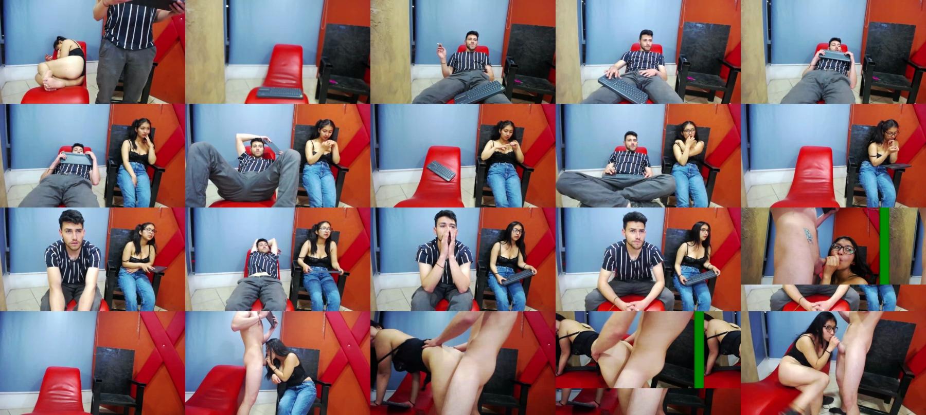 Roxxane_Dereck Cam4 28-07-2021 Recorded Video Topless