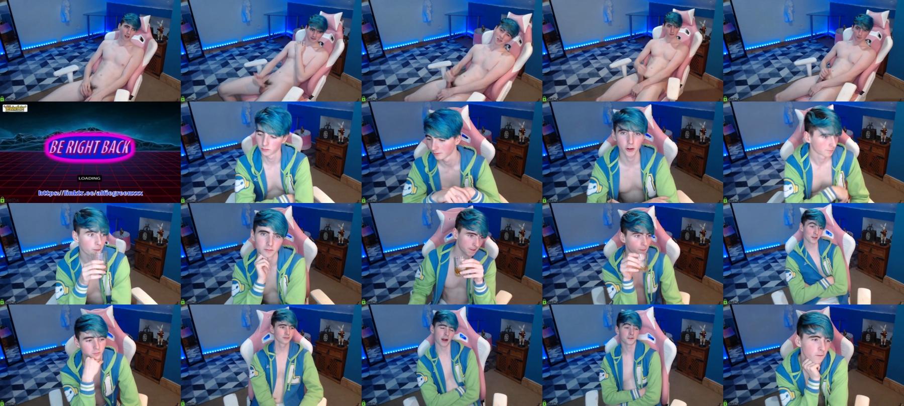 Alfiegreenxxx Chaturbate 18-09-2021 video cutie