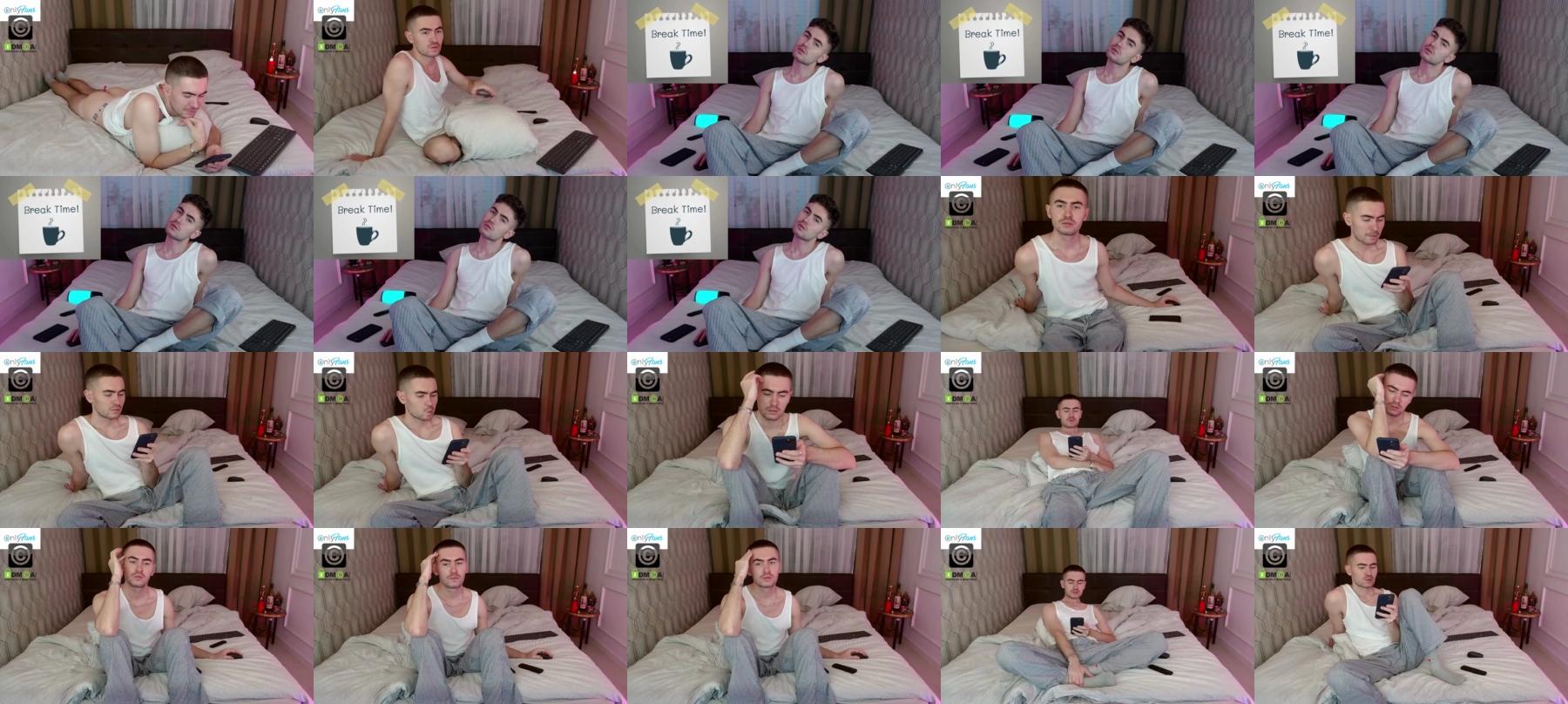 Ben_3vlas Chaturbate 18-09-2021 video girl