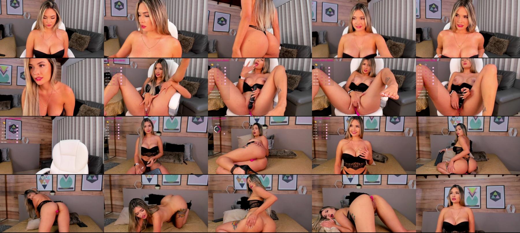 AnaCarrera Nude CAM SHOW @ Stripchat 13-10-2021