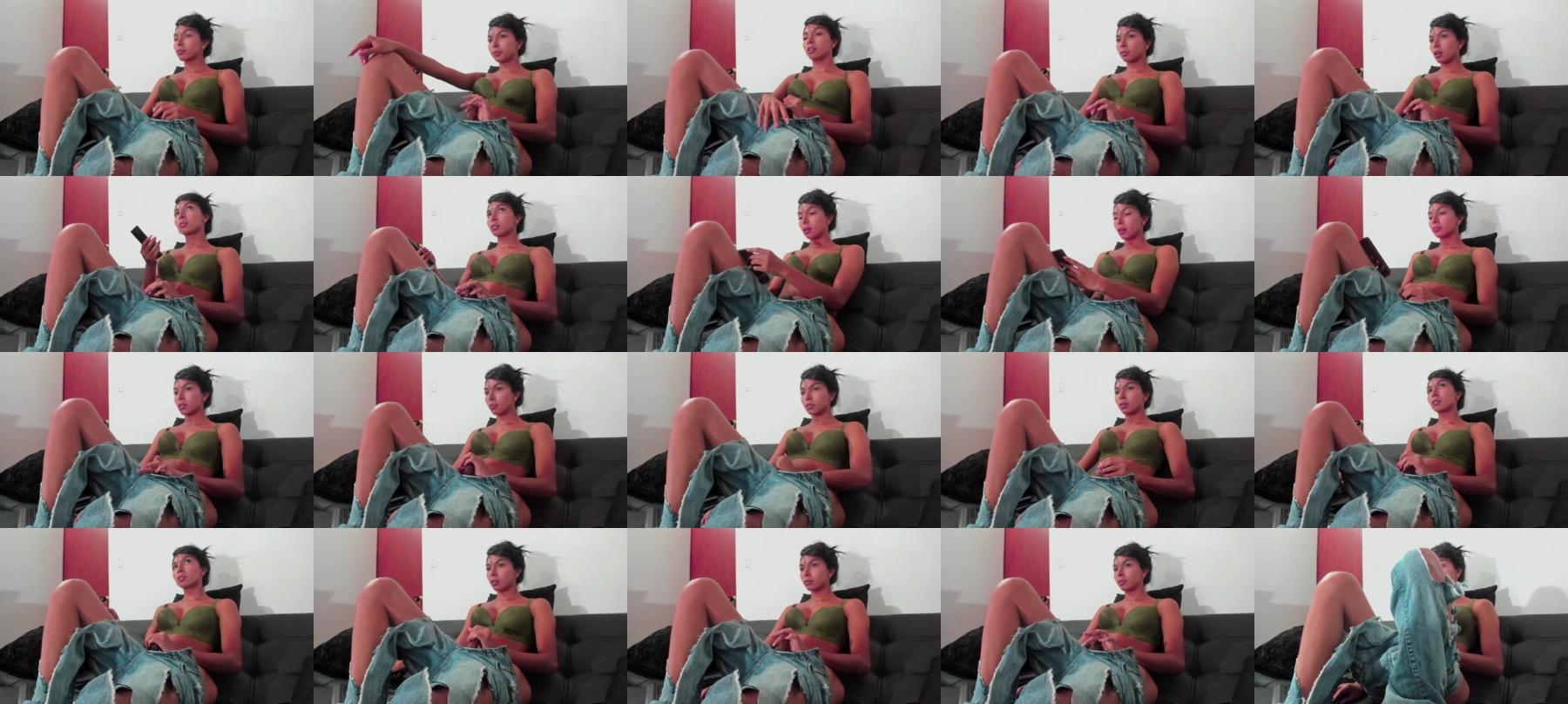 Kimbrune20 ts 13-10-2021 Chaturbate trans Topless