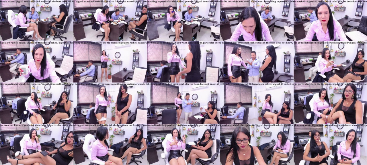 Franshesca_Sexdoll Chaturbate 18-01-2021 Trans Download