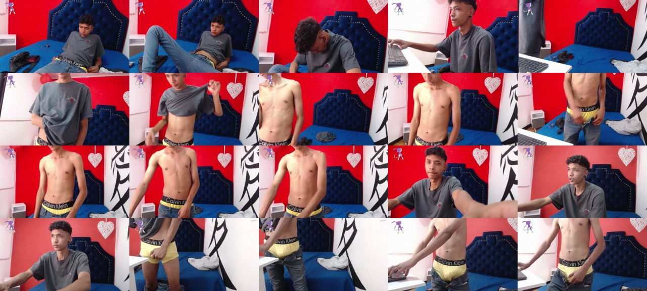 Travis_Brown Cam4 19-01-2021 Recorded Video Nude
