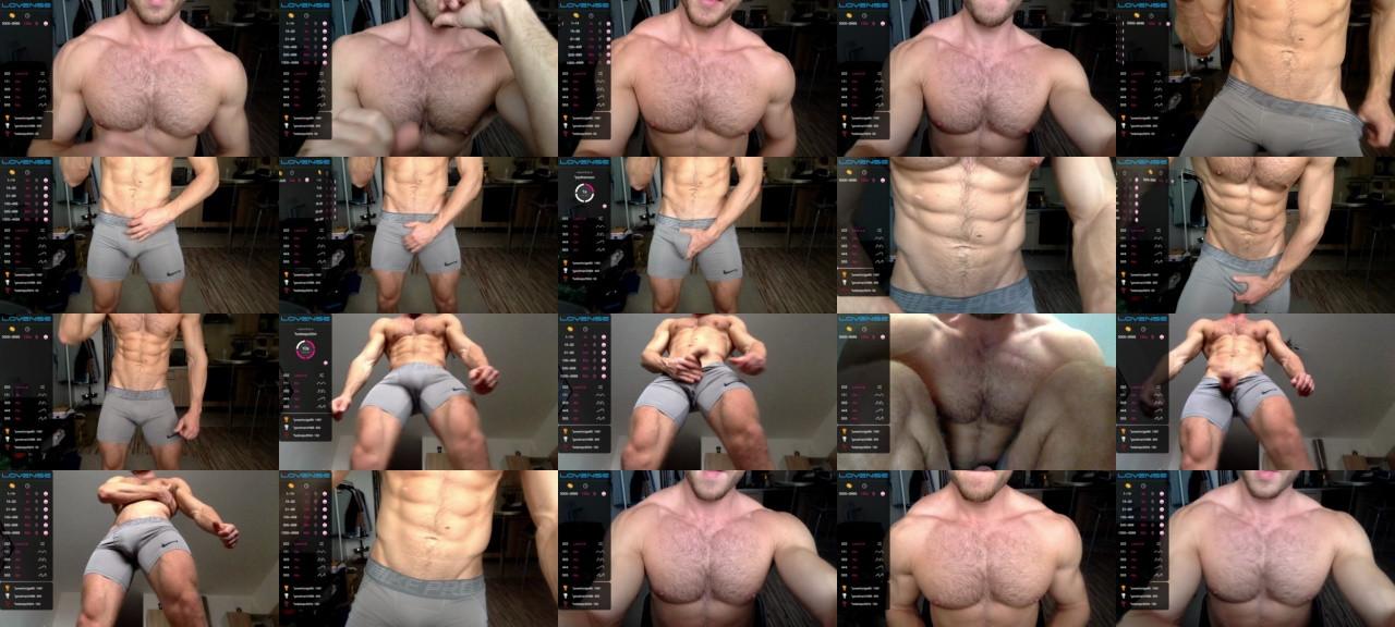 Zakoribulo Chaturbate 20-01-2021 Male Webcam