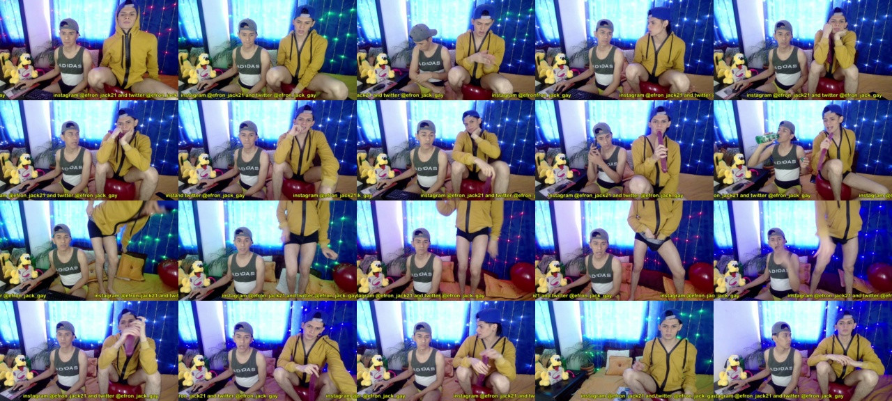 Efron_jack2 Cam4 21-01-2021 Recorded Video Download