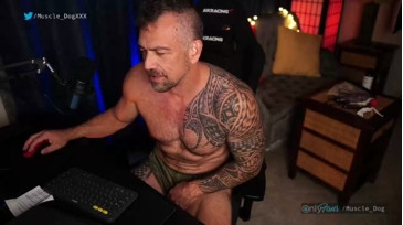 Muscle_Dog Chaturbate 21-01-2021 video submissive