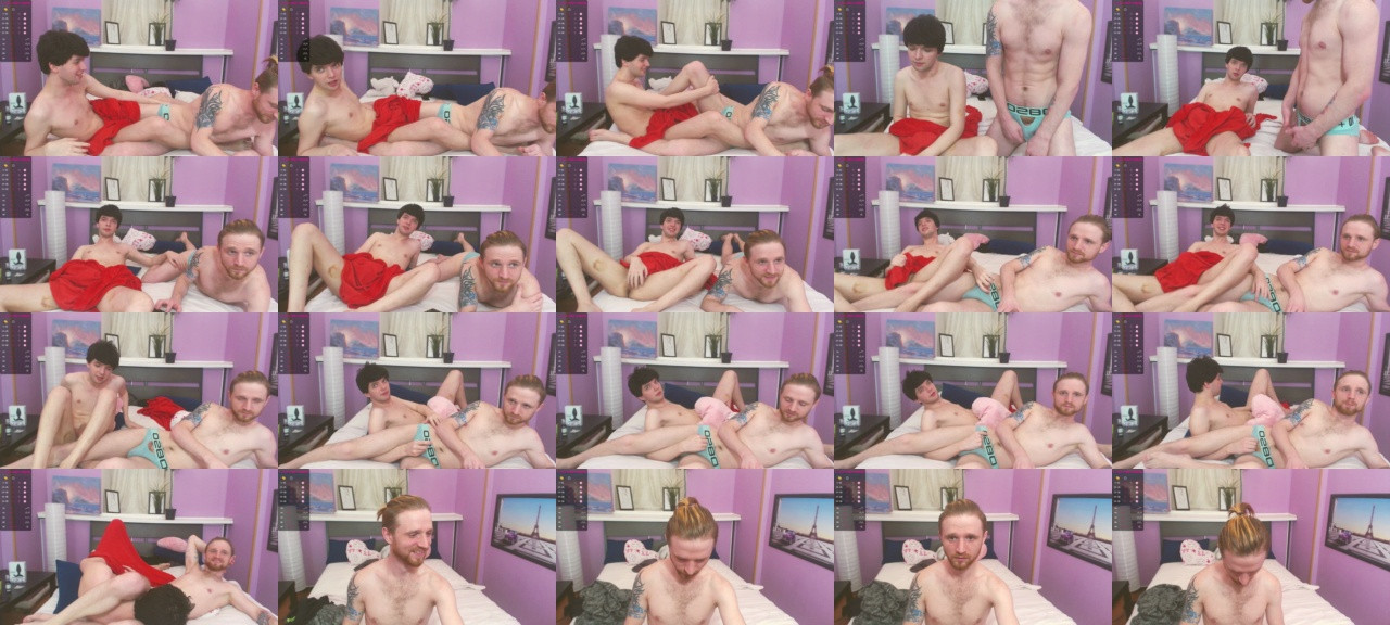 FoxAndLeon Cam4 24-01-2021 Recorded Video Webcam