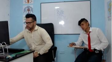 Sergio_In_Class Chaturbate 25-01-2021 video bigclit