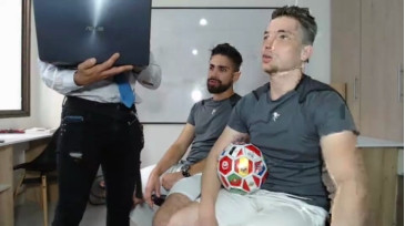Soccer_Hot Chaturbate 25-01-2021 video slap