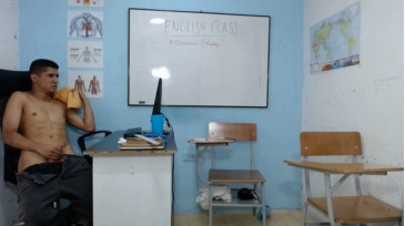 Sergio_In_Class Chaturbate 25-01-2021 video stockins