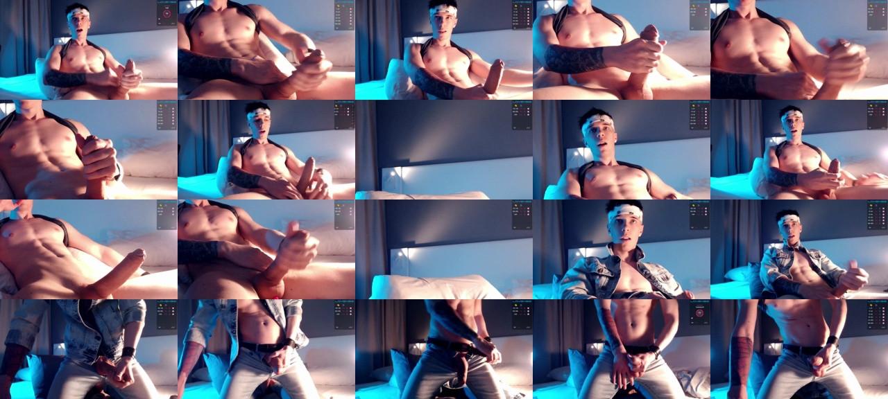 Briannhardone Chaturbate 22-02-2021 Male Webcam
