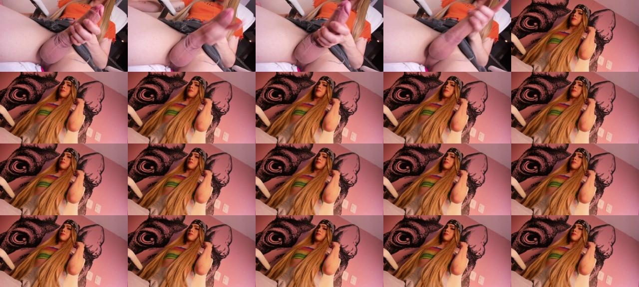 Danablumerxx Chaturbate 26-02-2021 Trans Topless
