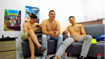 Tomandjerry9 Chaturbate 27-02-2021 Male Topless