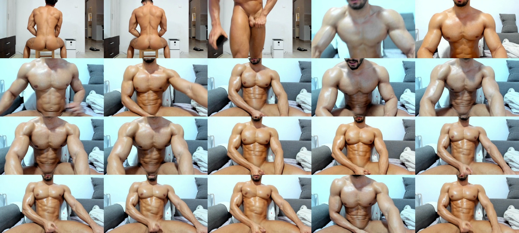 Mr_Fitness_Xxx Chaturbate 02-03-2021 Male Naked