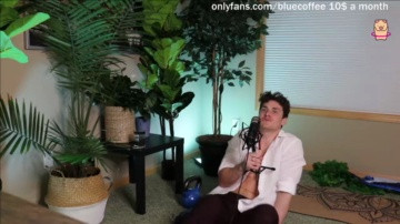 Bluecoffee Chaturbate 05-03-2021 Male Show