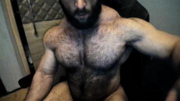 Heavenlymuscledbeast Chaturbate 05-03-2021 Male Video