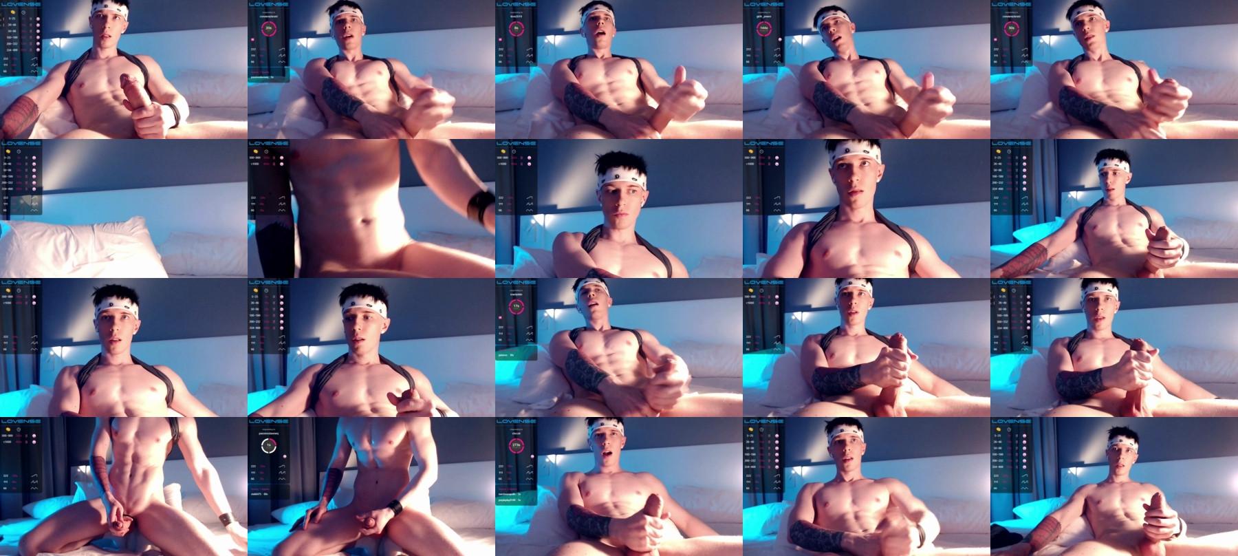 Briannhardone Chaturbate 25-03-2021 Male Ass