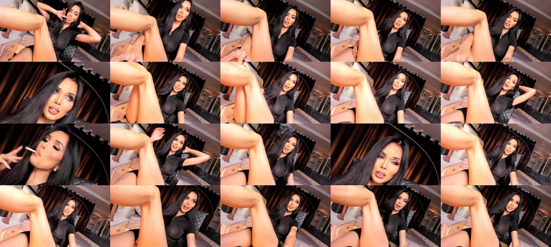 Tikolina Chaturbate 08-04-2021 Trans Naked
