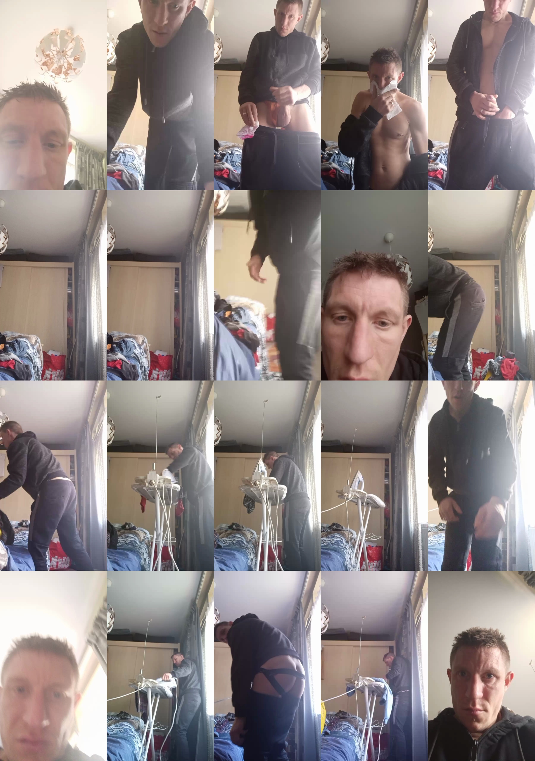 Slavefortatoo Cam4 14-04-2021 Recorded Video Webcam