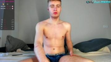 Hornyblondieboyy Chaturbate 20-04-2021 video fetis
