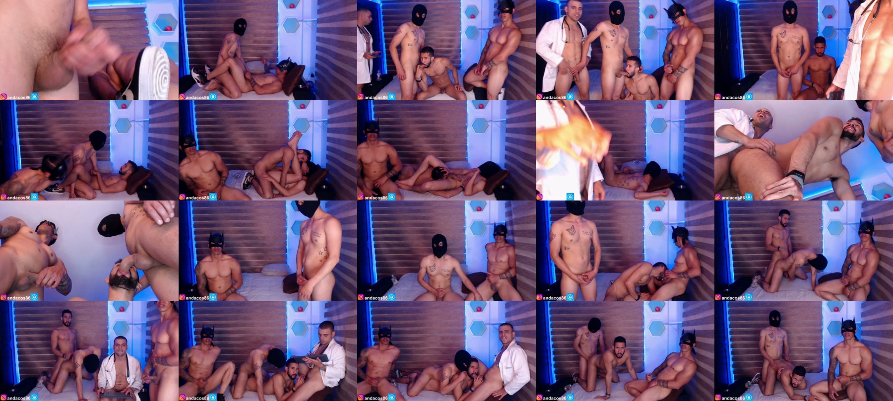 Jeff_And_Friend Chaturbate 20-04-2021 video DIDN