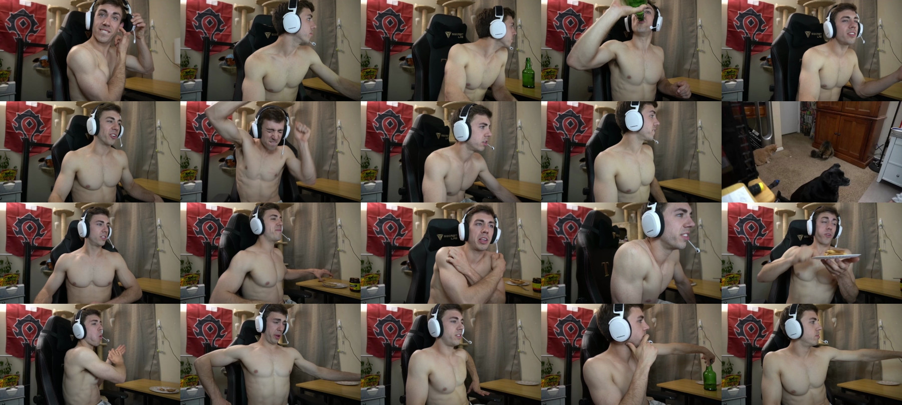 Sydaffect Recorded CAM SHOW @ Chaturbate 04-05-2021