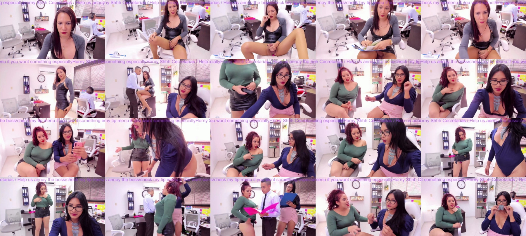 Franshesca_Sexdoll Recorded CAM SHOW @ Chaturbate 07-05-2021