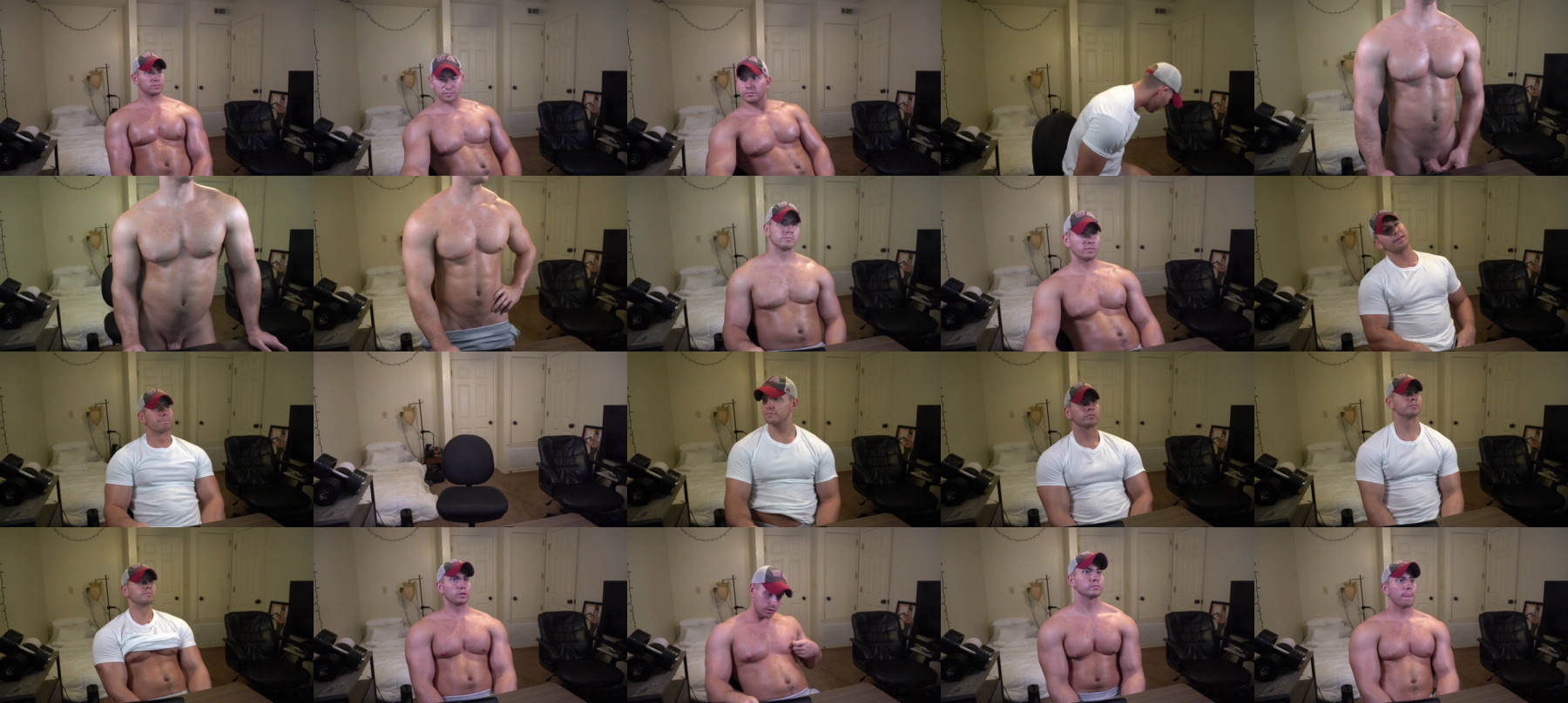 Hotmuscles6t9 Wet CAM SHOW @ Chaturbate 10-05-2021