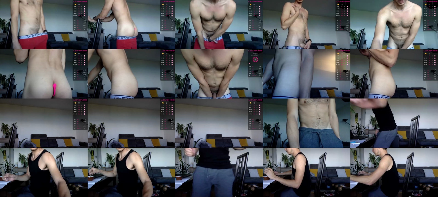 You_And_Me__ Chaturbate 12-05-2021 Male Topless