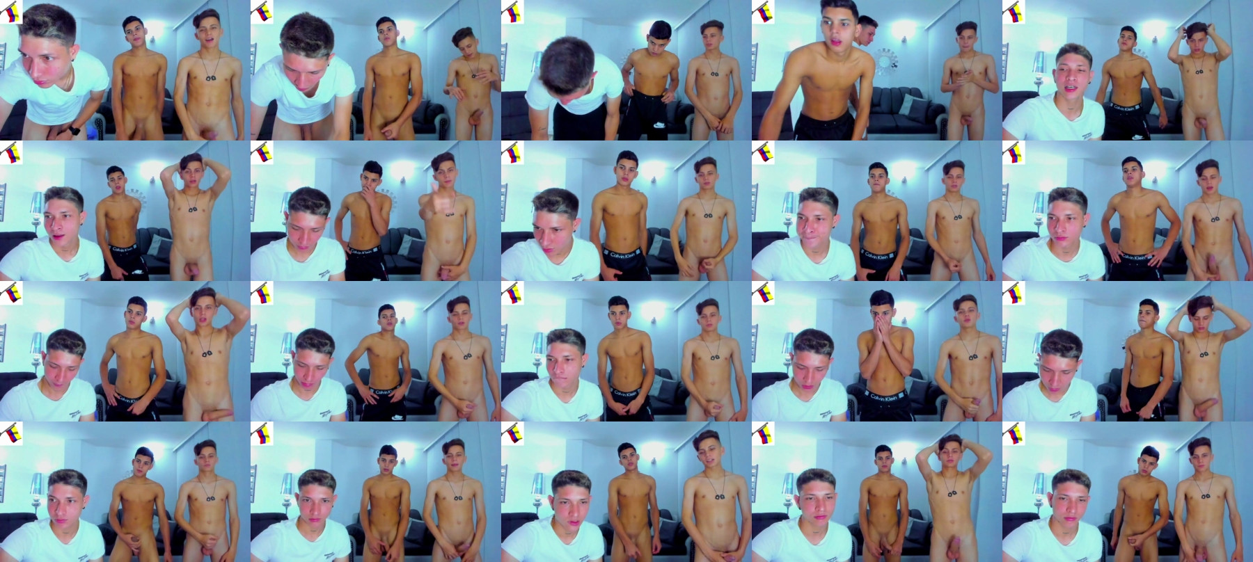 Handsomes_Boys Chaturbate 15-05-2021 Male Video