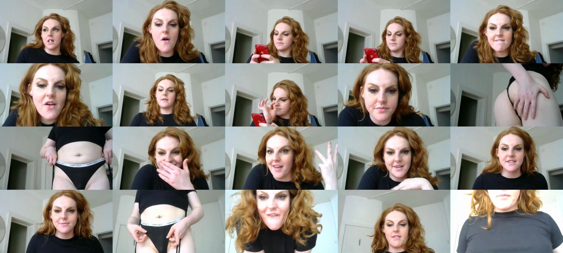 Hottgirlginger ts 26-05-2021 Chaturbate trans Video