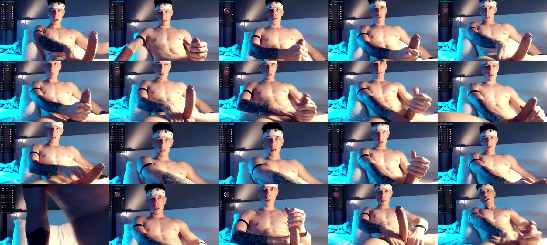 Briannhardone Chaturbate 08-06-2021 Male Webcam