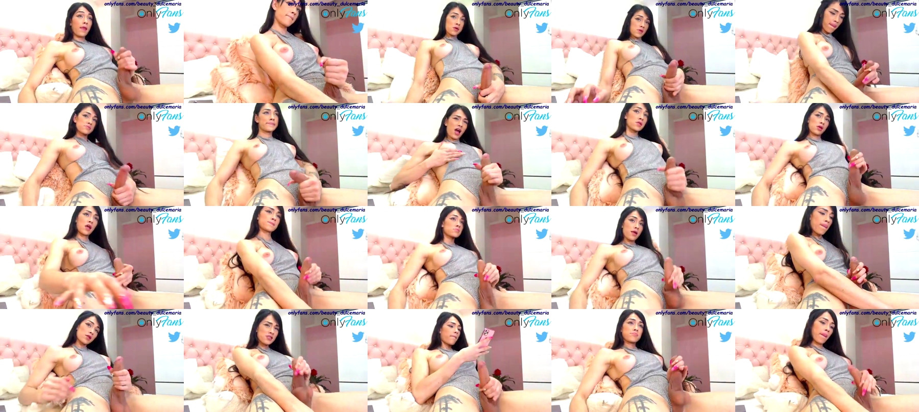 Beauty_Dulcemaria Video CAM SHOW @ Chaturbate 11-06-2021