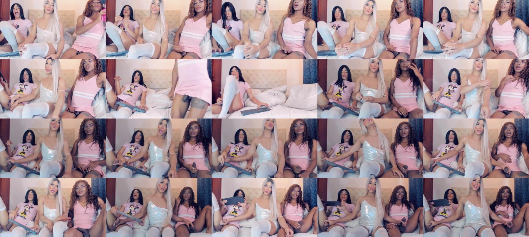Valerynicolsantana Video CAM SHOW @ Chaturbate 12-06-2021