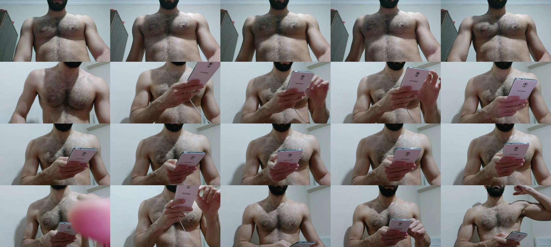 Dyako Topless CAM SHOW @ Cam4 18-06-2021
