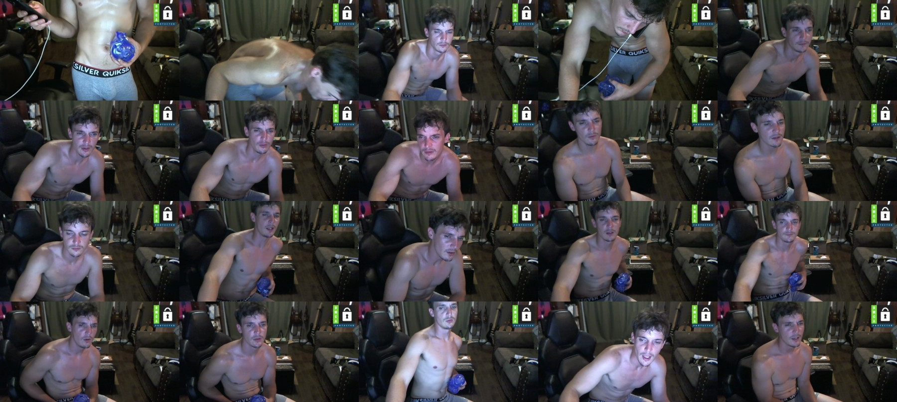 Ohhcaden Chaturbate 23-06-2021 Male Topless