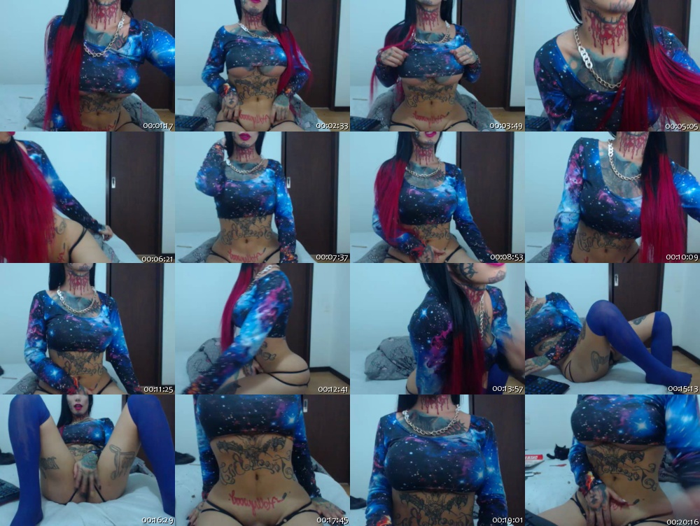 misscurvalicious ts 25-07-2016 Chaturbate