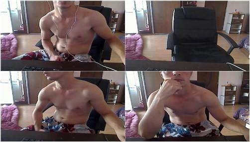 SingleBoy4 Cam4 26-07-2016 Topless