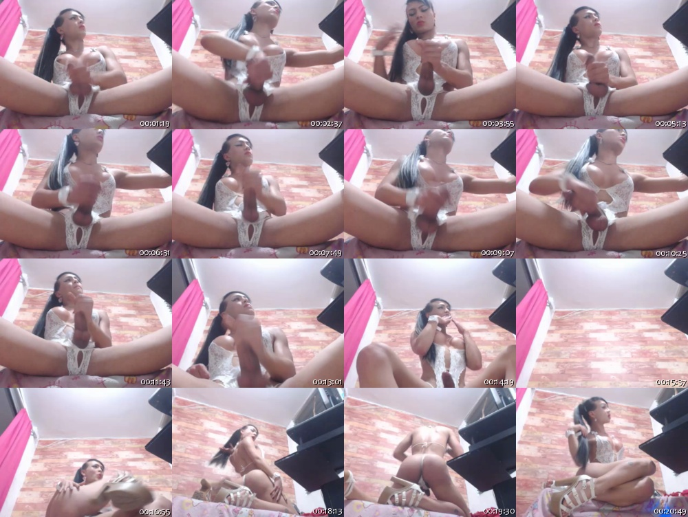 sleepersshemales ts 02-08-2016 Chaturbate
