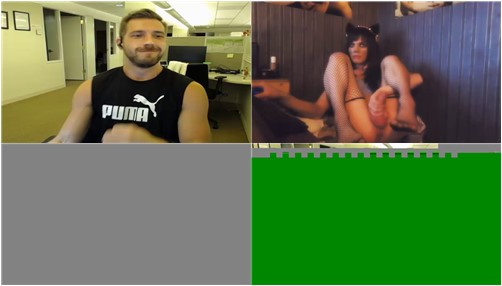 Image bbmusclepup Cam4 02-08-2016 Topless